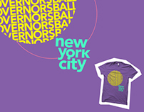 Governors Ball T-Shirt Concept