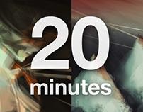 20 Minute Speedpaints