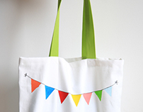 Birthday Tote