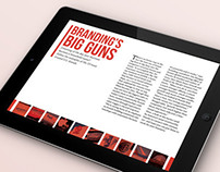 Branding Magazine Article