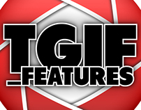 @tgif_features Instagram Hub Logo