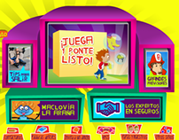 DISEÑO WEB CRECE SEGURO