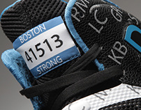 "Anta RR1 ""Boston Strong"" Colorway"