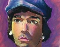 Pastel Portrait #3