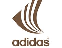 Adidas huisstijl extreme sports