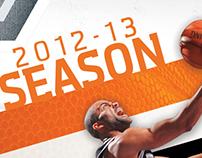 Spurs 2012-13 Branding