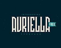FREE | Avriella Typeface