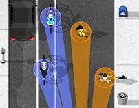 Popular Mechanics - Auto Tech Illustration