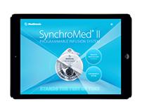 Medtronic SynchroMed II, Sales App