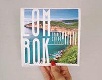 Promotional Travel Brochure // Lombok
