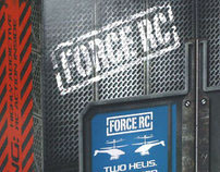 Force RC Rebranding