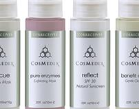 Rebranding Project: CosMedix Identity & Packaging
