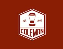 Coleman Rebrand