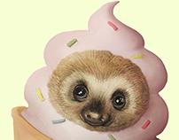 Sloth-Served