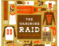 The Wardrobe Raid Poster