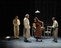 "Theatre Play ""La Grande Magia"", Eduardo de Filippo."
