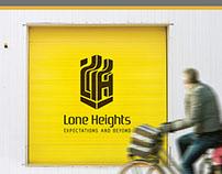 Lone Heights | Logo Design