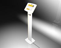 Get Taxi - Tablet Kiosks