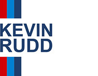 Kevin Rudd campaign shirts