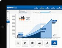 Finance Planner- ipad app