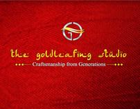 The Gold Leafing Studio Website