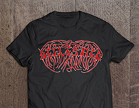 Defleshed - Death Metal Band Logo