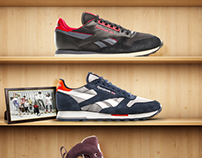 Reebok Classics only Shoes