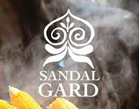 Logotype Sandal gard