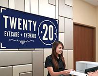 TWENTY - Eyecare & Eyewear