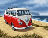 VW Caravanette