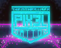 PIX3L_NATION Logo