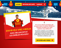 Belgacom › Red Devils › Action Fathers Day
