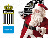RCS Charleroi Xmas :: Belgacom Contest