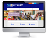 Redesigning United Way Chennai's Online Presence