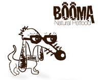 BOOMA Natural Pet: Naming, Branding, Packaging & Promo