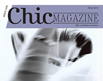 'Chic' Fashion Magazine