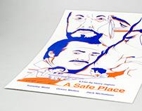 A Safe Place Print
