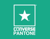 Converse Pantone