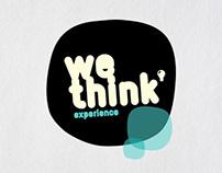 Wethink! experience / Magazine