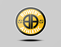 Bowery Athletic Identity and Mobile App