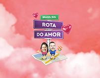 Brasil Sul · Dia dos Namorados