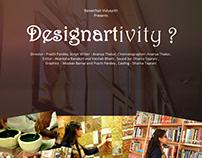 Documentary- Designartivity