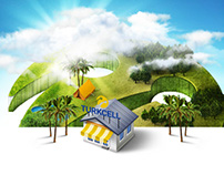 Turkcell Campain Visuals and Banners