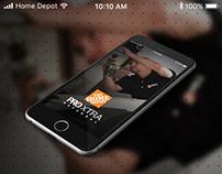 Home Depot - PROXTRA Mobile App
