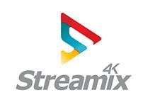 Streamix logo