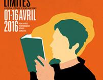 Festival Hors Limites. Édition 2016.