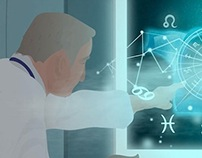 Pharmaceutical Fun Fact Illustrations