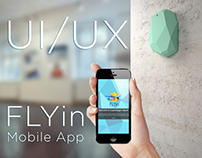 FLYin - Mobille Application