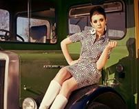 """On a Leyland"" by Alexandra Gunnoe"