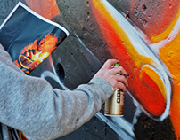 Porto : Rua de Lionesa,  Artist : Nomen